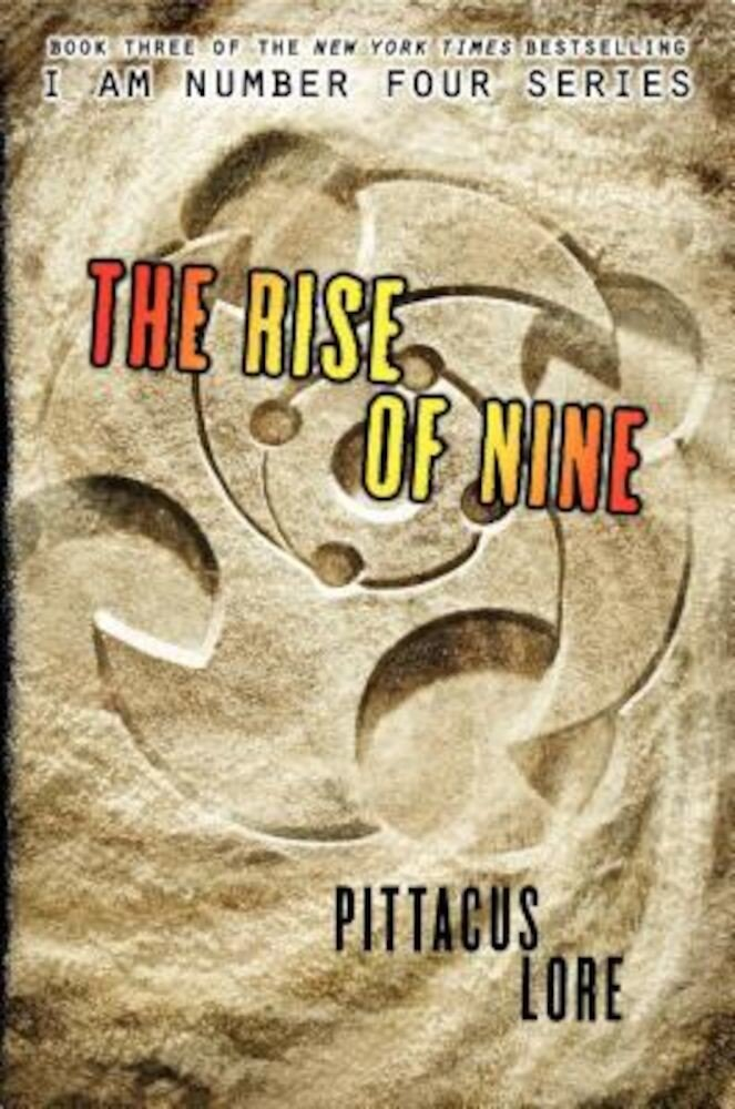 The Rise of Nine, Hardcover
