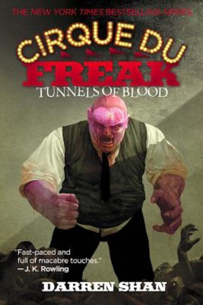 Tunnels of Blood, Paperback