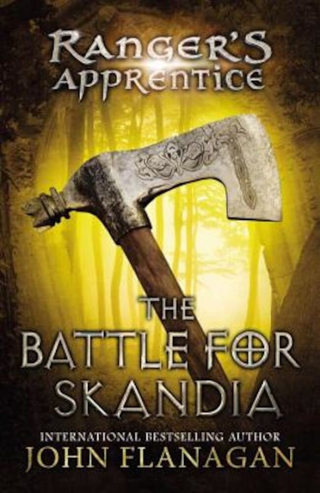 The Battle for Skandia, Hardcover