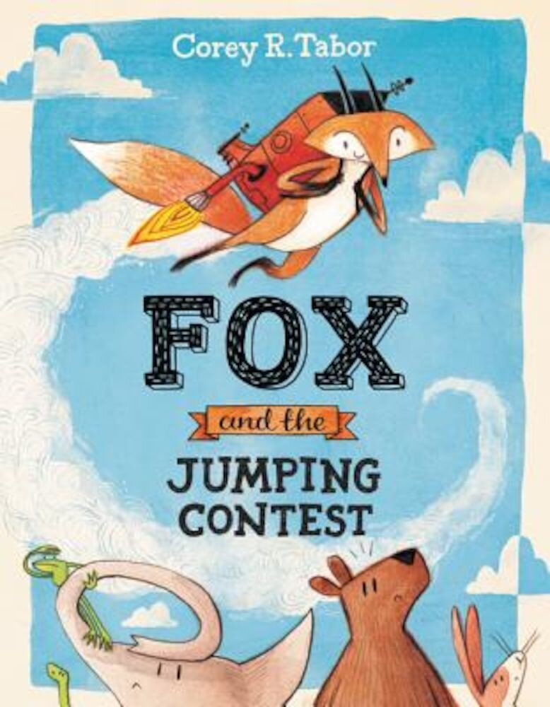 Fox and the Jumping Contest, Hardcover