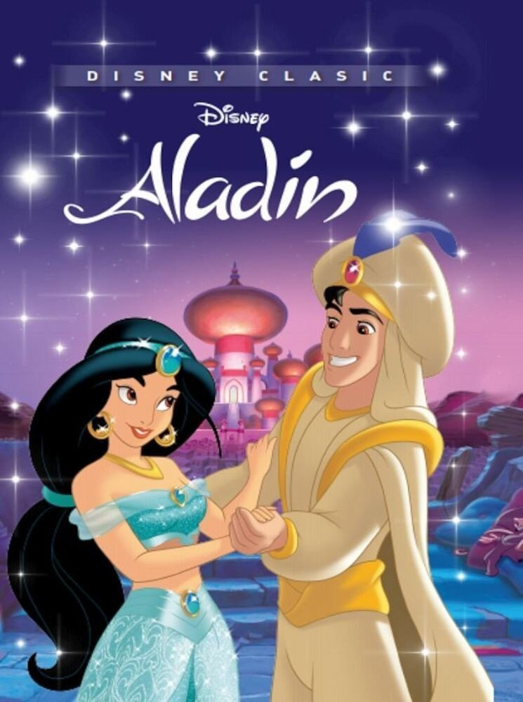 Coperta Carte Aladin