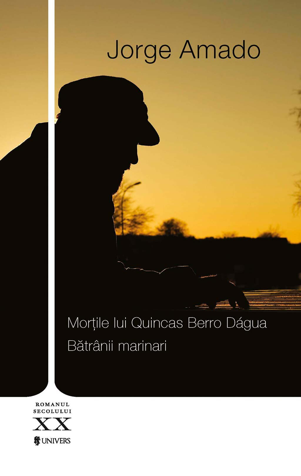 Mortile lui Quincas Berro Dagua. Batranii marinari (eBook)