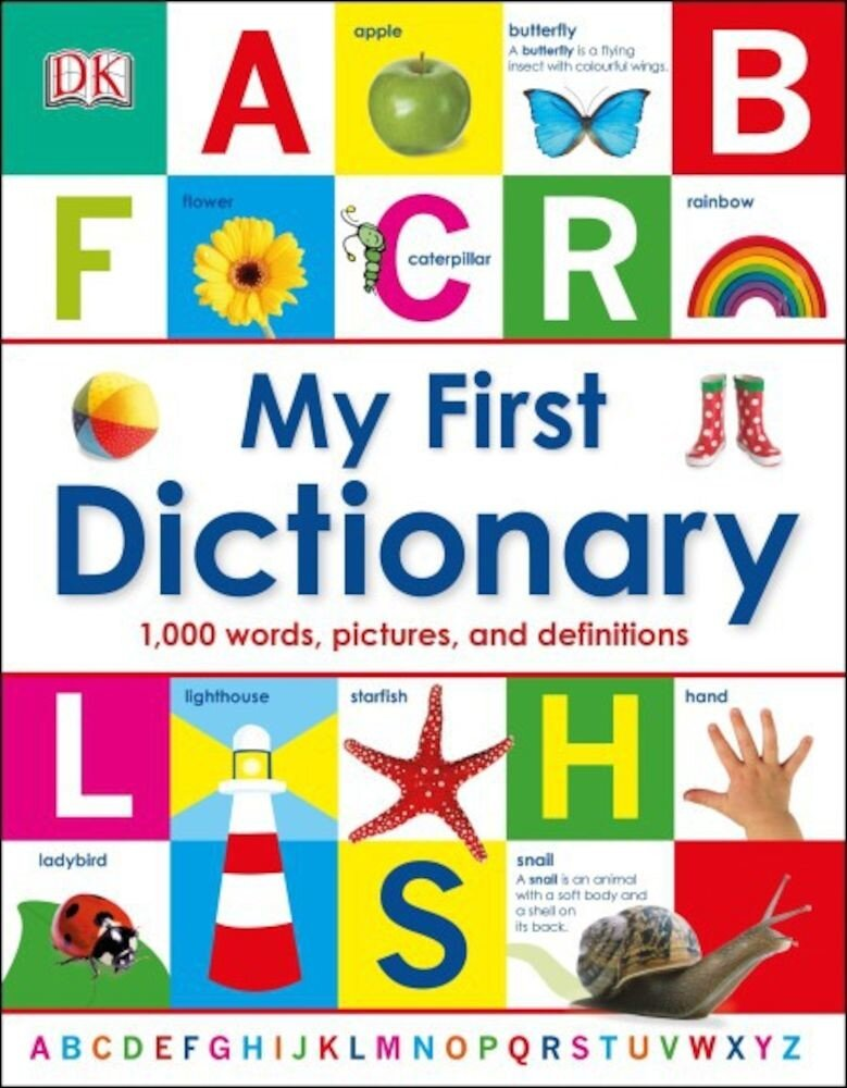 My First Dictionary - English version