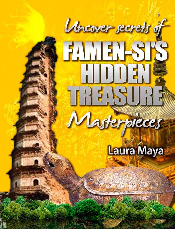 Uncover Secrets of Famen-Si's Hidden Treasure Masterpieces (eBook)