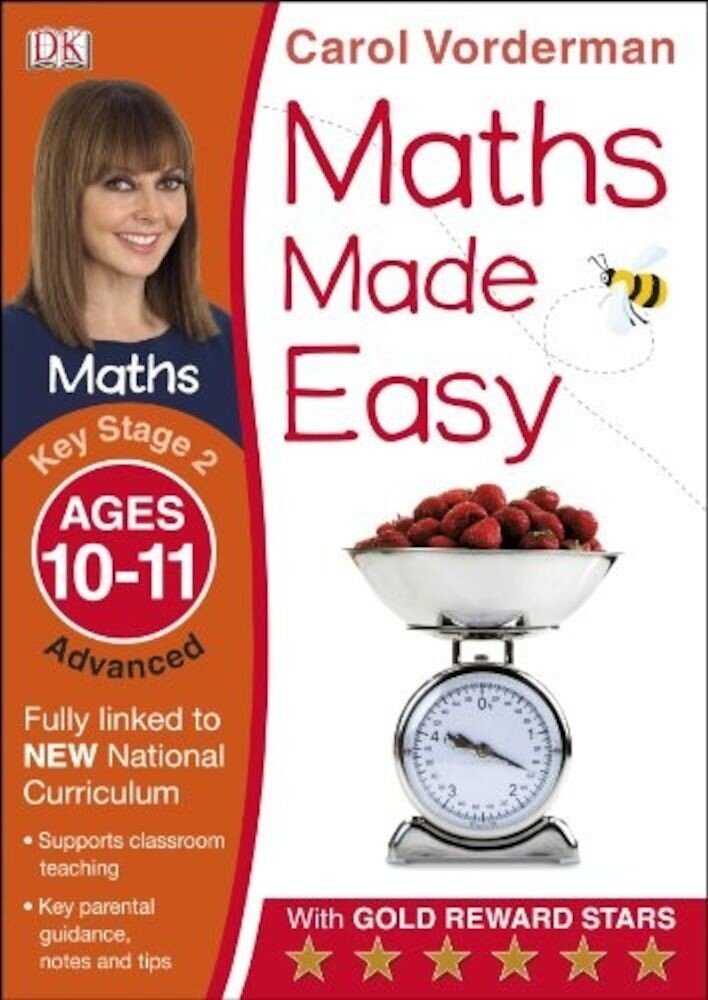 Coperta Carte Maths Made Easy Ages 10-11 Key Stage 2 Advanced: Ages 10-11, Key Stage 2 advanced