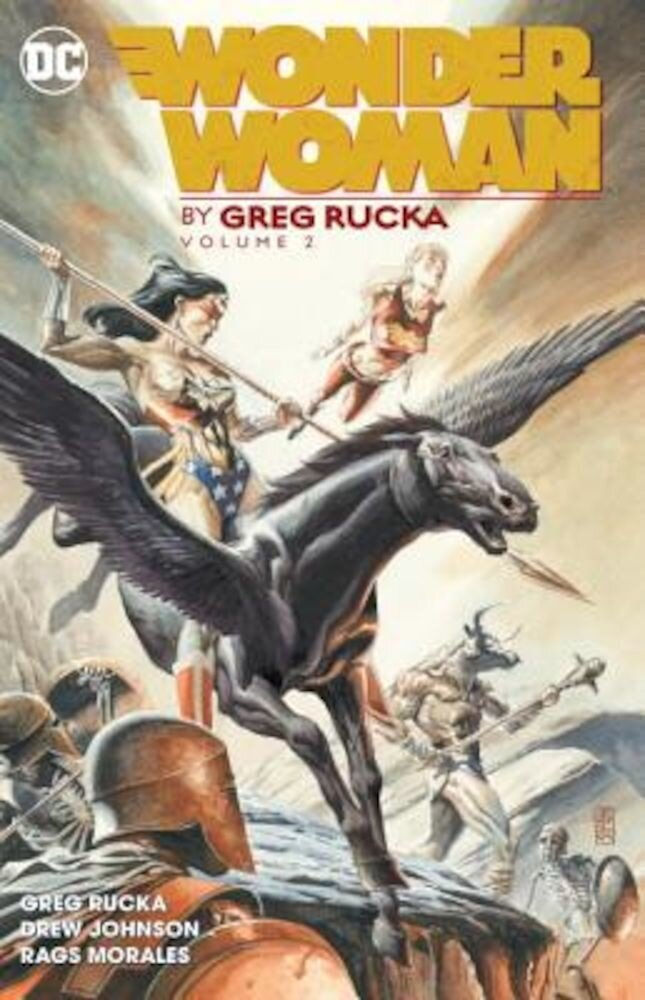 Wonder Woman by Greg Rucka Vol. 2, Paperback