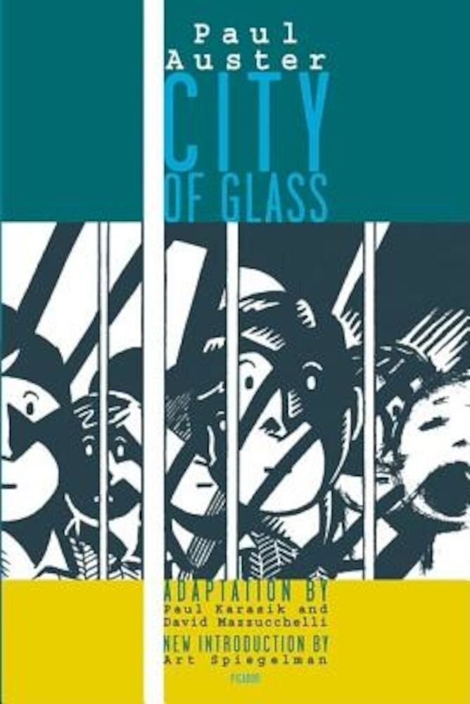 City of Glass: The Graphic Novel, Paperback