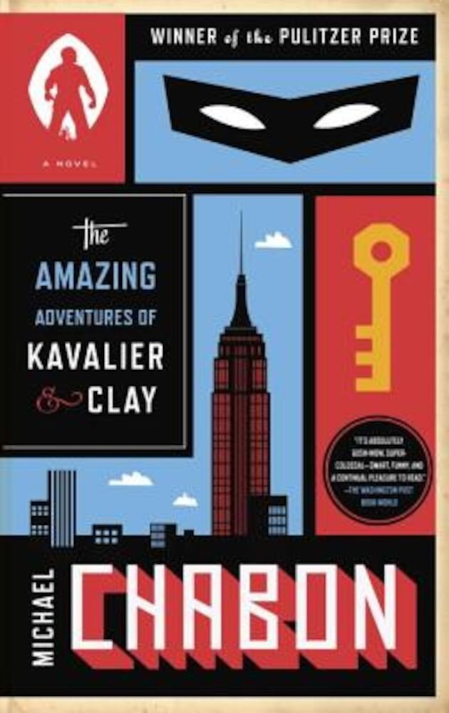 The Amazing Adventures of Kavalier & Clay, Paperback