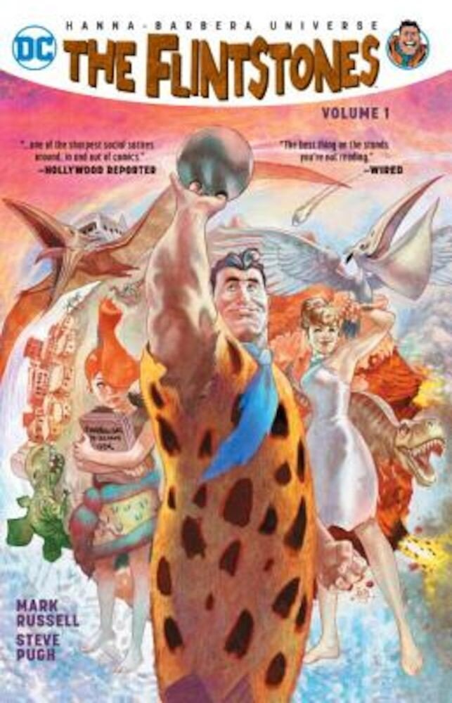 The Flintstones Vol. 1, Paperback