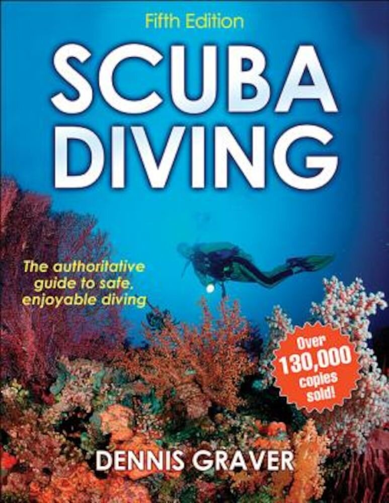 Scuba Diving 5th Edition, Paperback
