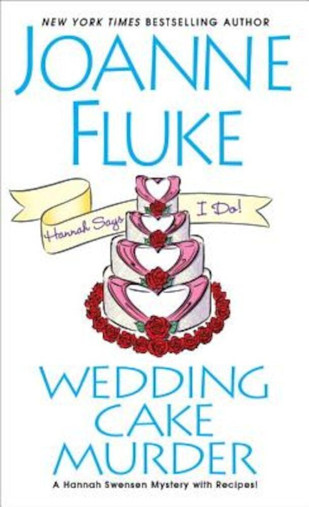 Wedding Cake Murder, Paperback