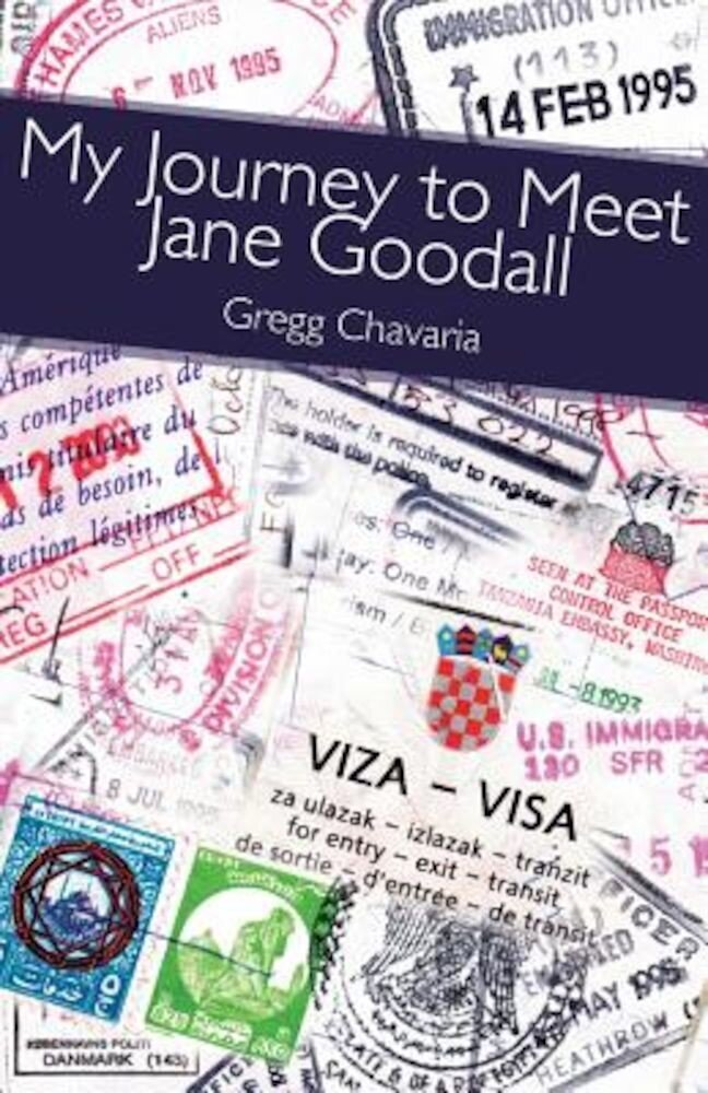 My Journey to Meet Jane Goodall, Paperback