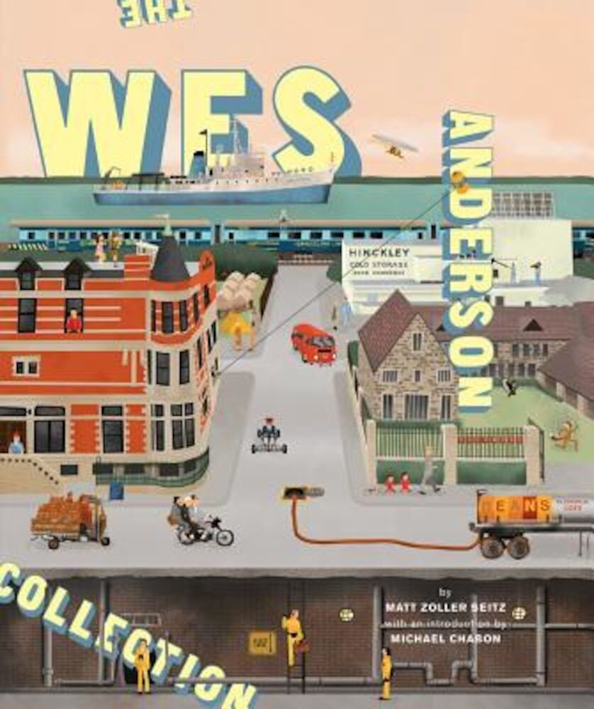 The Wes Anderson Collection, Hardcover