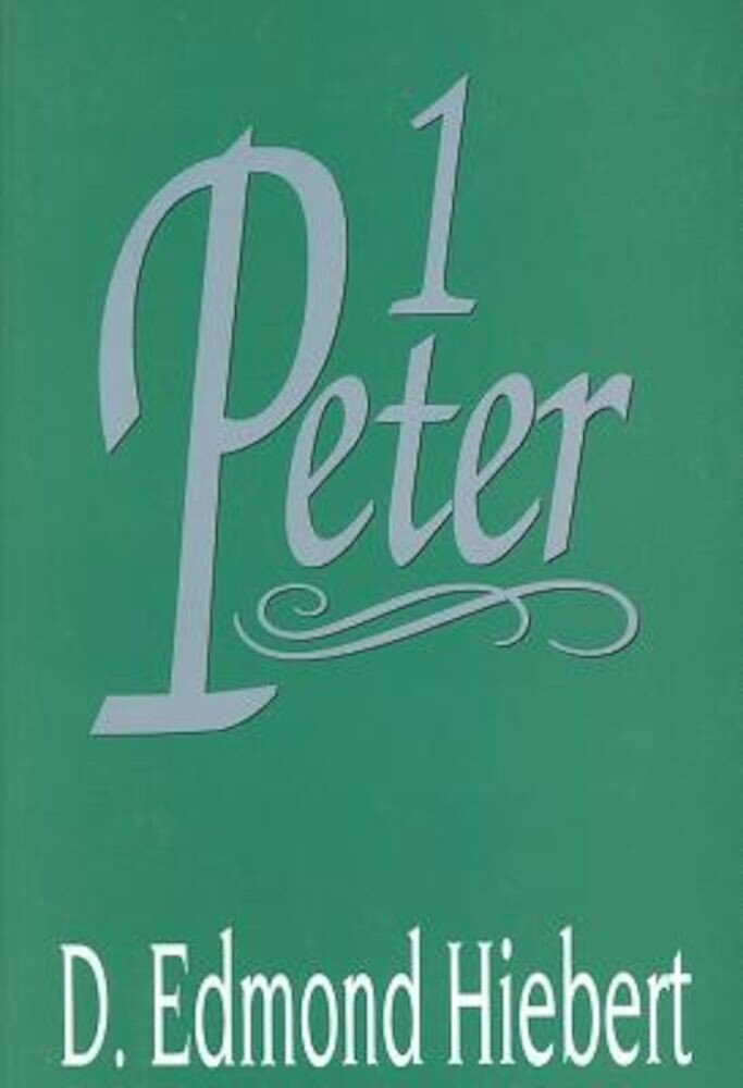 1 Peter, Paperback