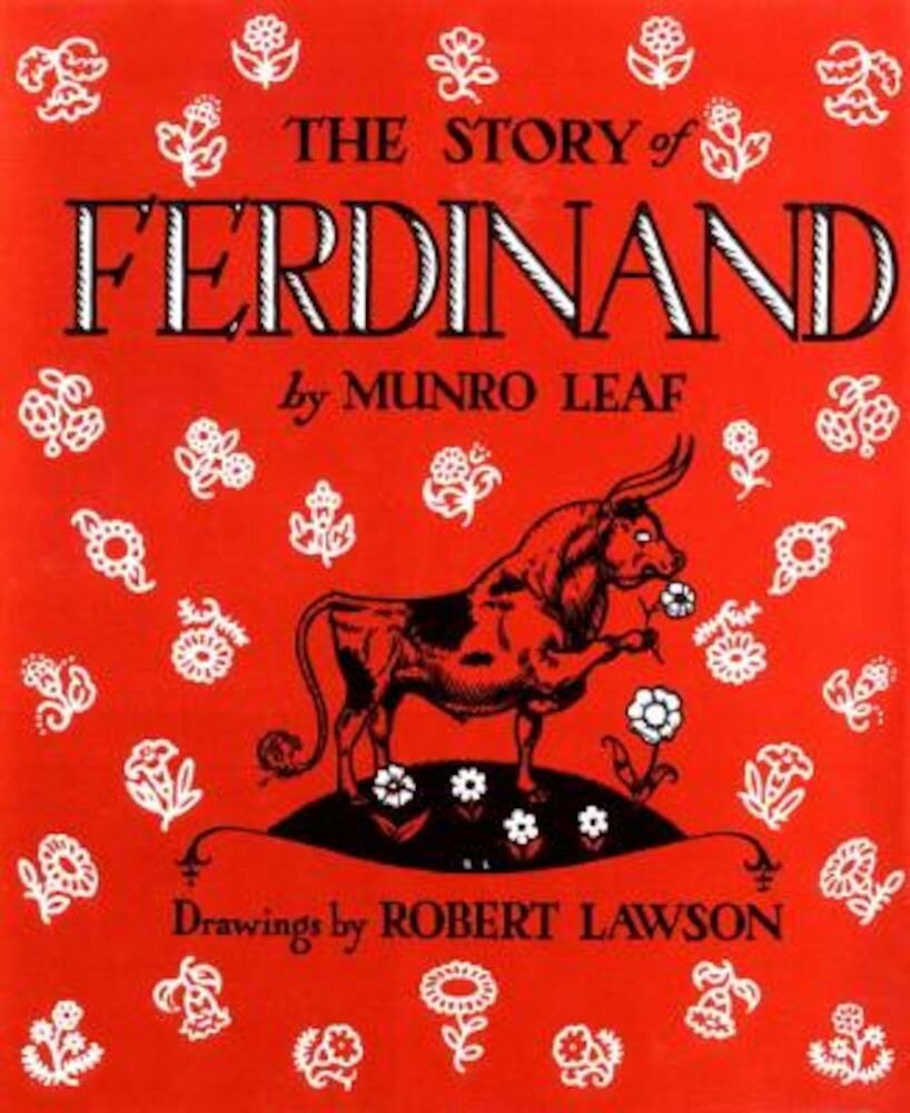 The Story of Ferdinand, Hardcover