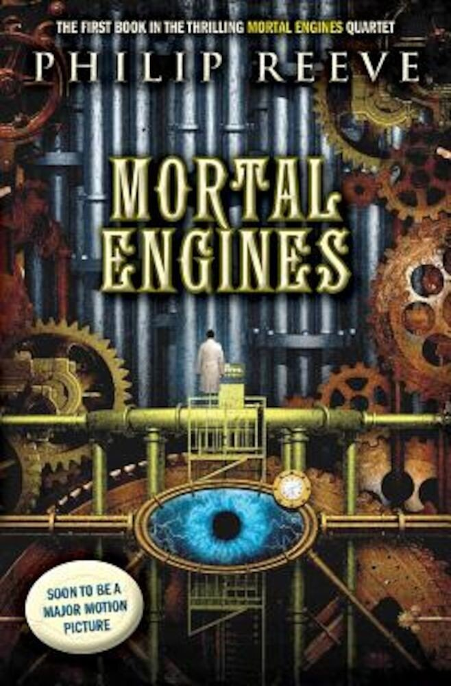 Mortal Engines (Mortal Engines #1), Paperback