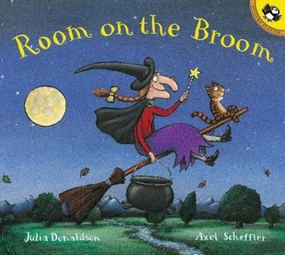 Room on the Broom, Paperback
