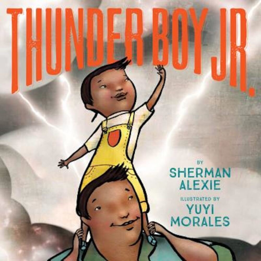 Thunder Boy Jr., Hardcover