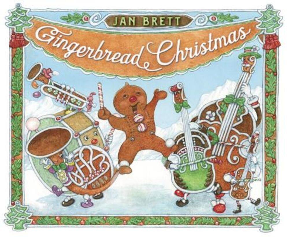 Gingerbread Christmas, Hardcover