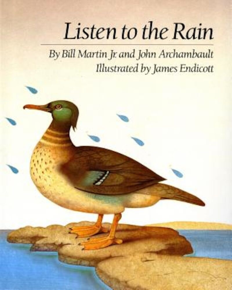 Listen to the Rain, Hardcover