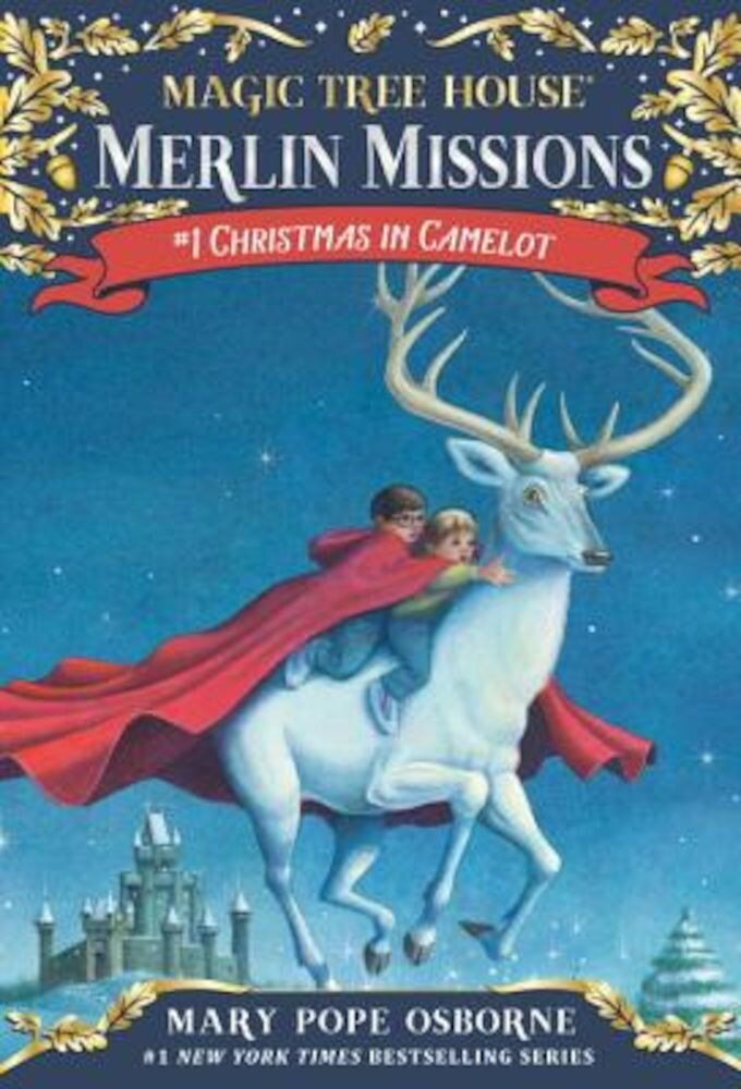 Christmas in Camelot, Paperback