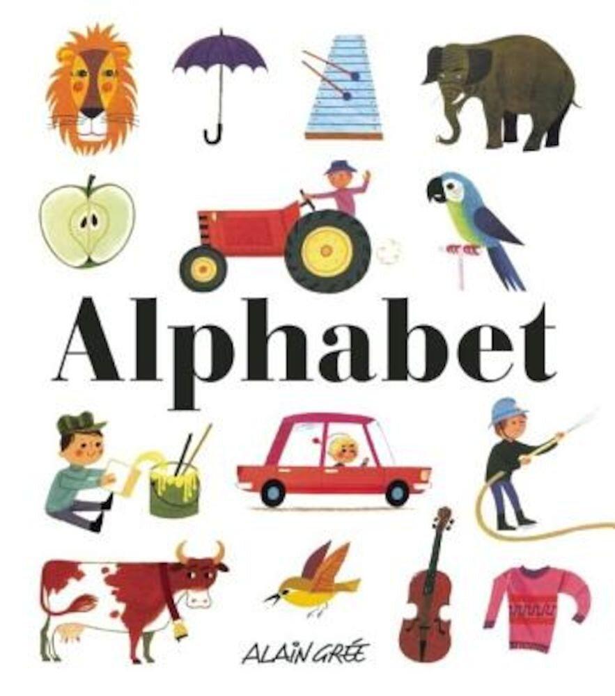 Alphabet, Hardcover