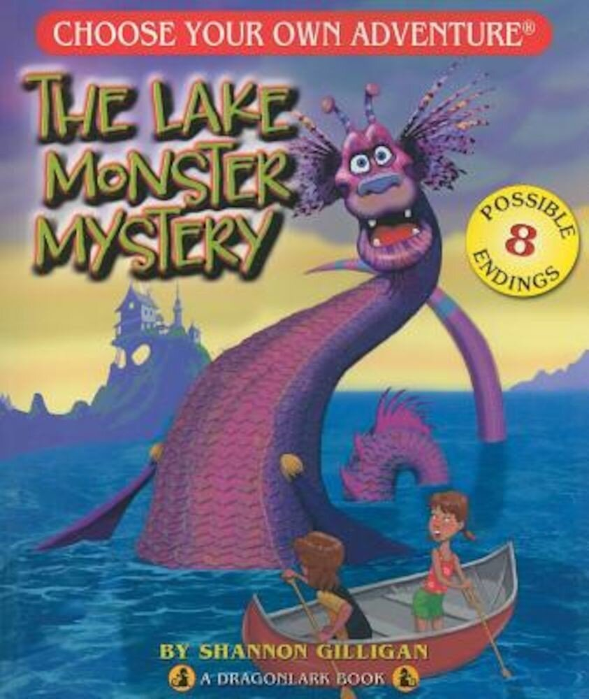 The Lake Monster Mystery, Paperback