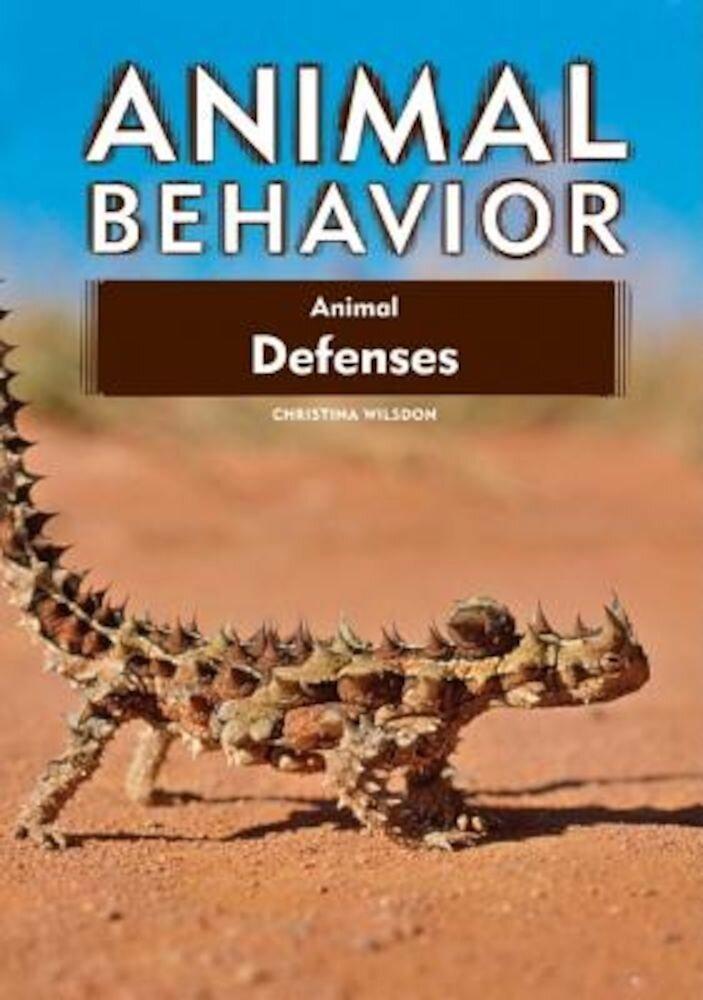 Animal Defenses, Hardcover
