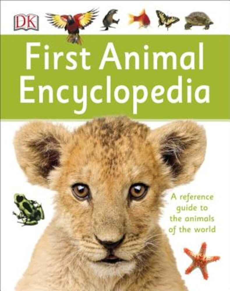 First Animal Encyclopedia, Hardcover