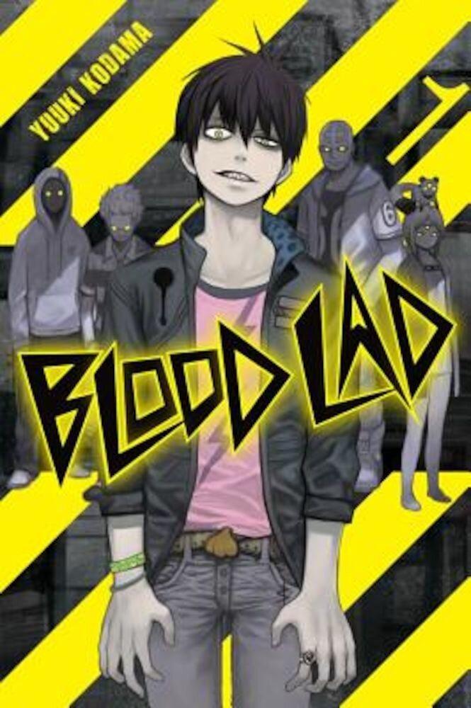 Blood Lad, Volume 1, Paperback