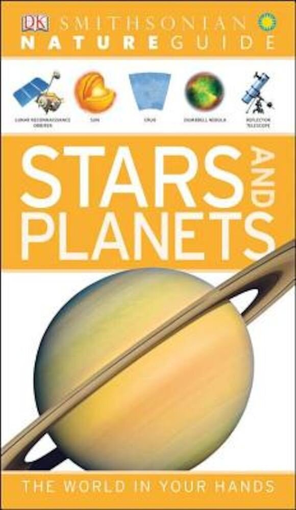 Nature Guide: Stars and Planets, Paperback