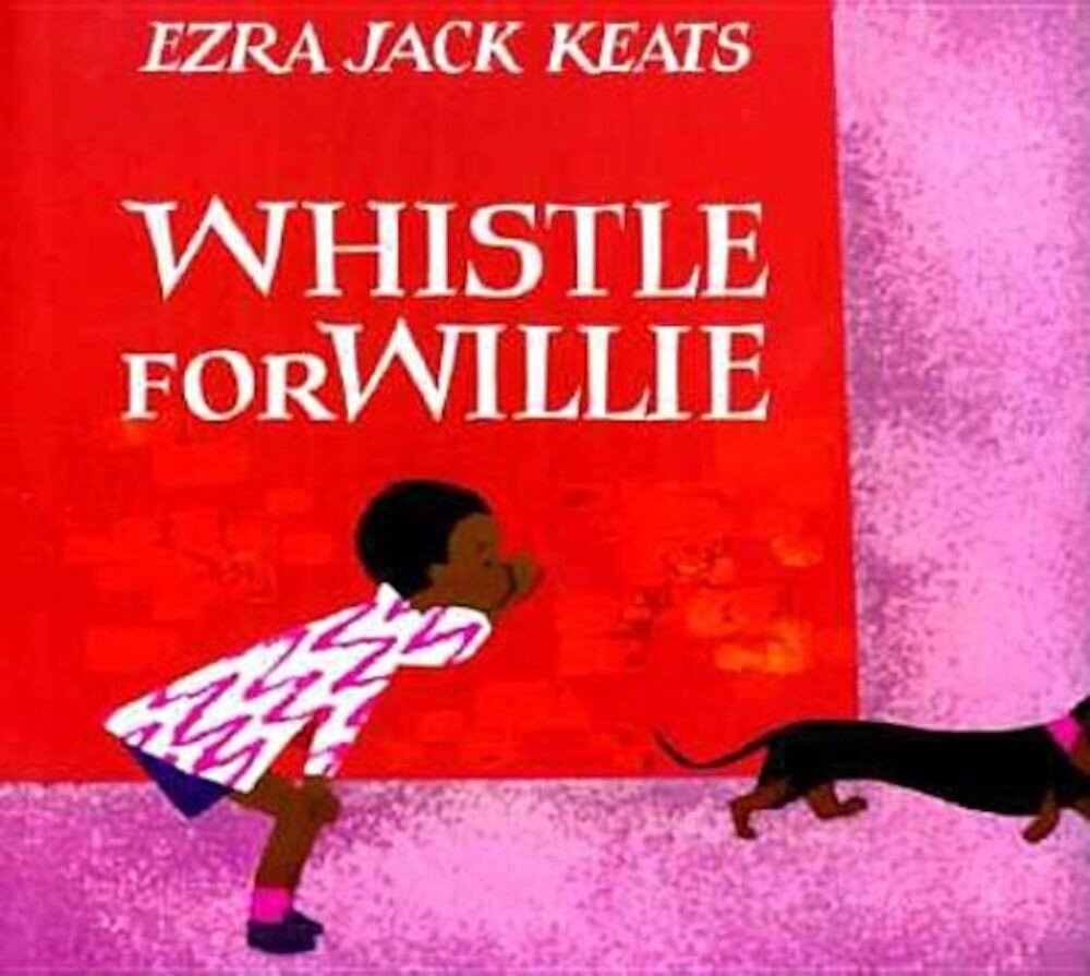 Whistle for Willie, Hardcover