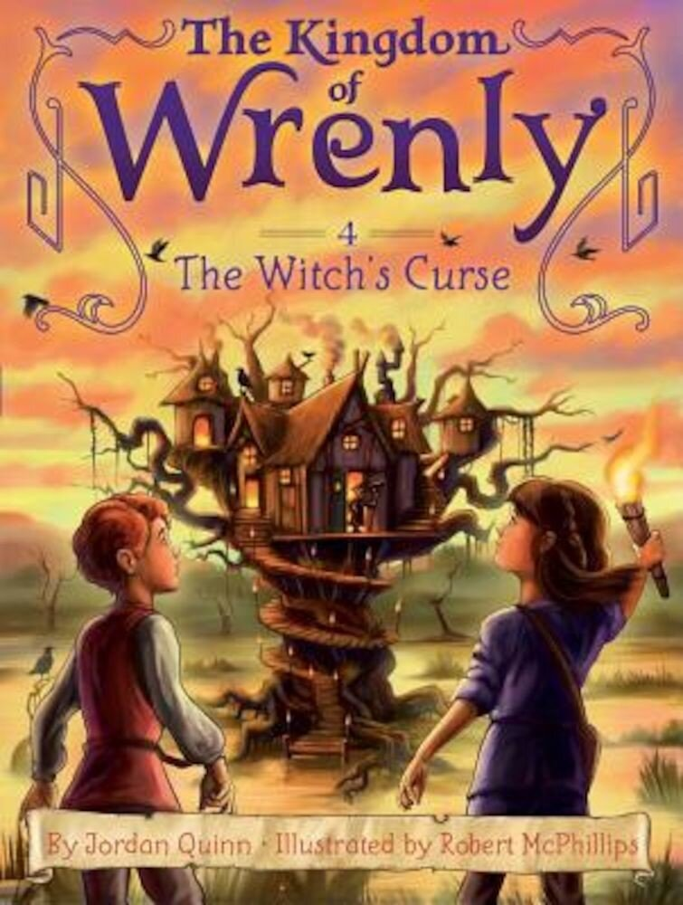 The Witch's Curse, Paperback