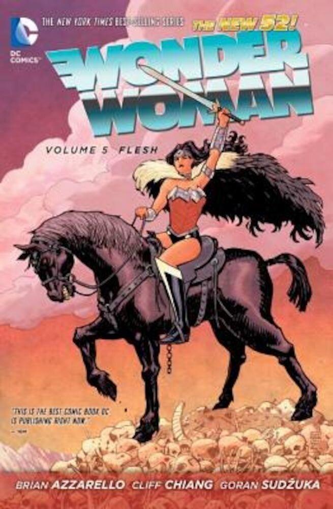 Wonder Woman, Volume 5: Flesh, Paperback