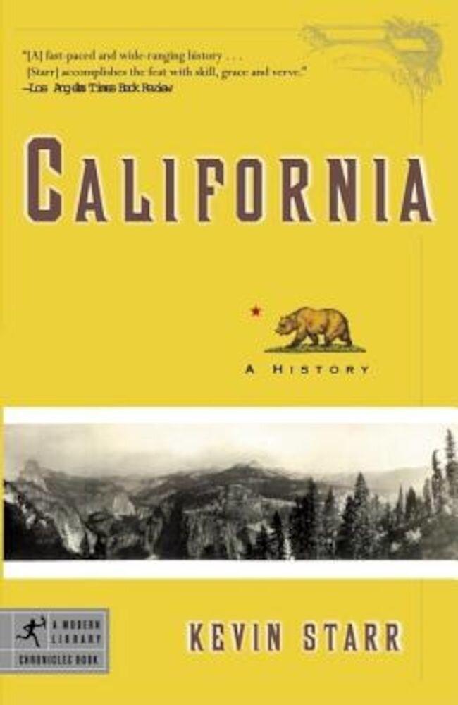 California: A History, Paperback
