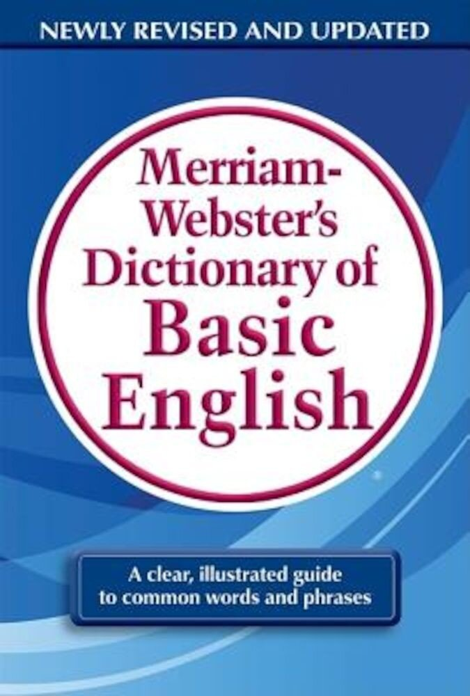 Merriam-Webster's Dictionary of Basic English, Paperback