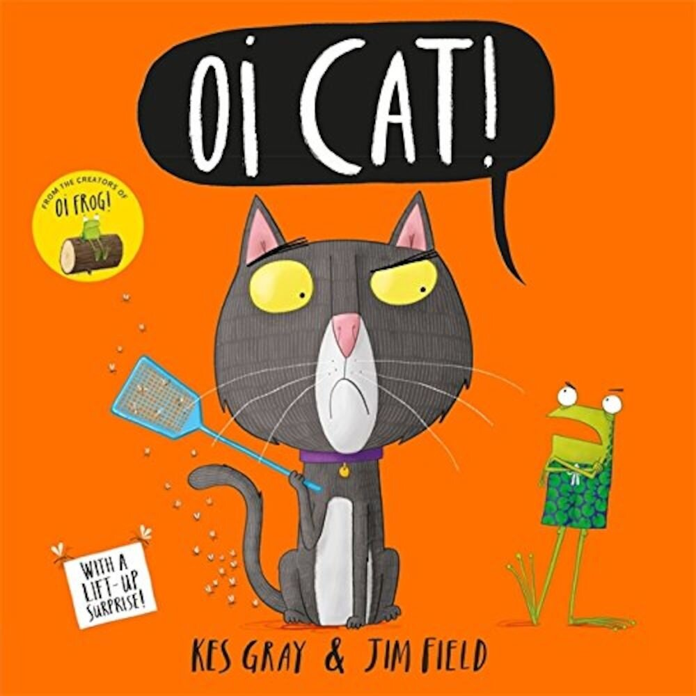 Oi Cat