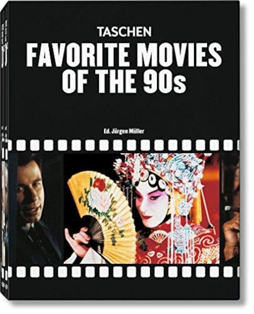 TASCHEN's Favourite Movies of 90s