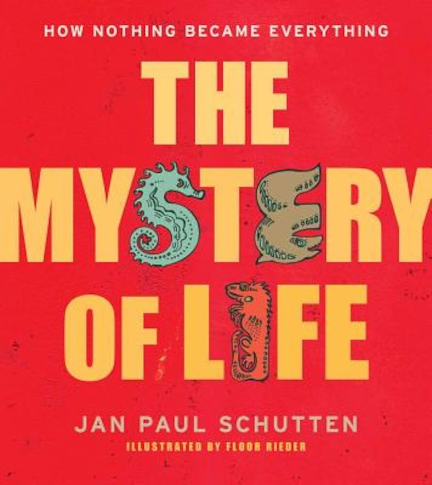The Mystery of Life: How Nothing Became Everything, Hardcover