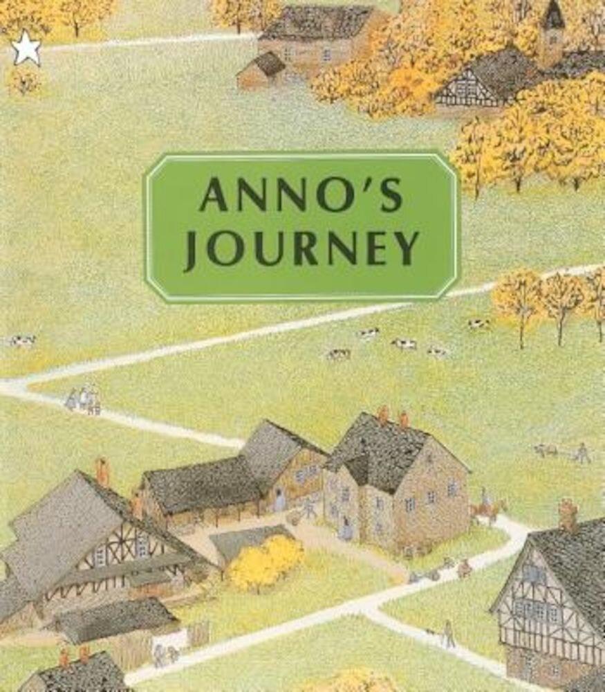 Anno's Journey, Hardcover