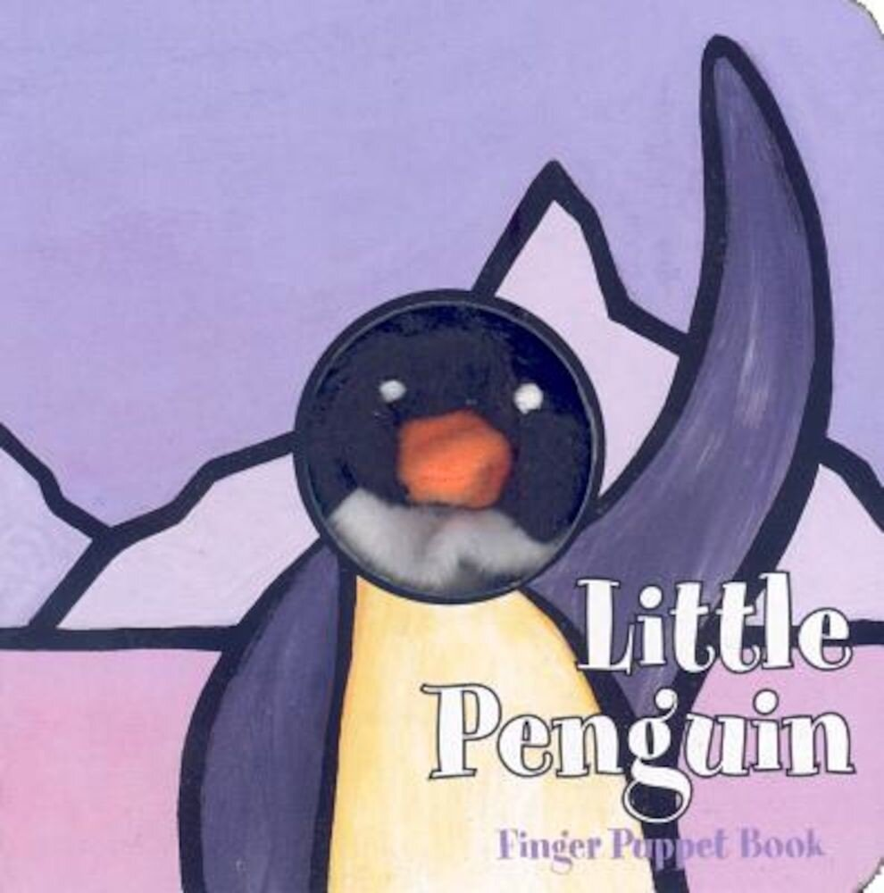 Little Penguin Finger Puppet Book [With Finger Puppet], Hardcover