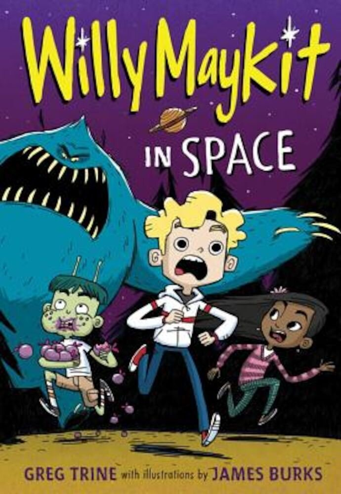Willy Maykit in Space, Paperback