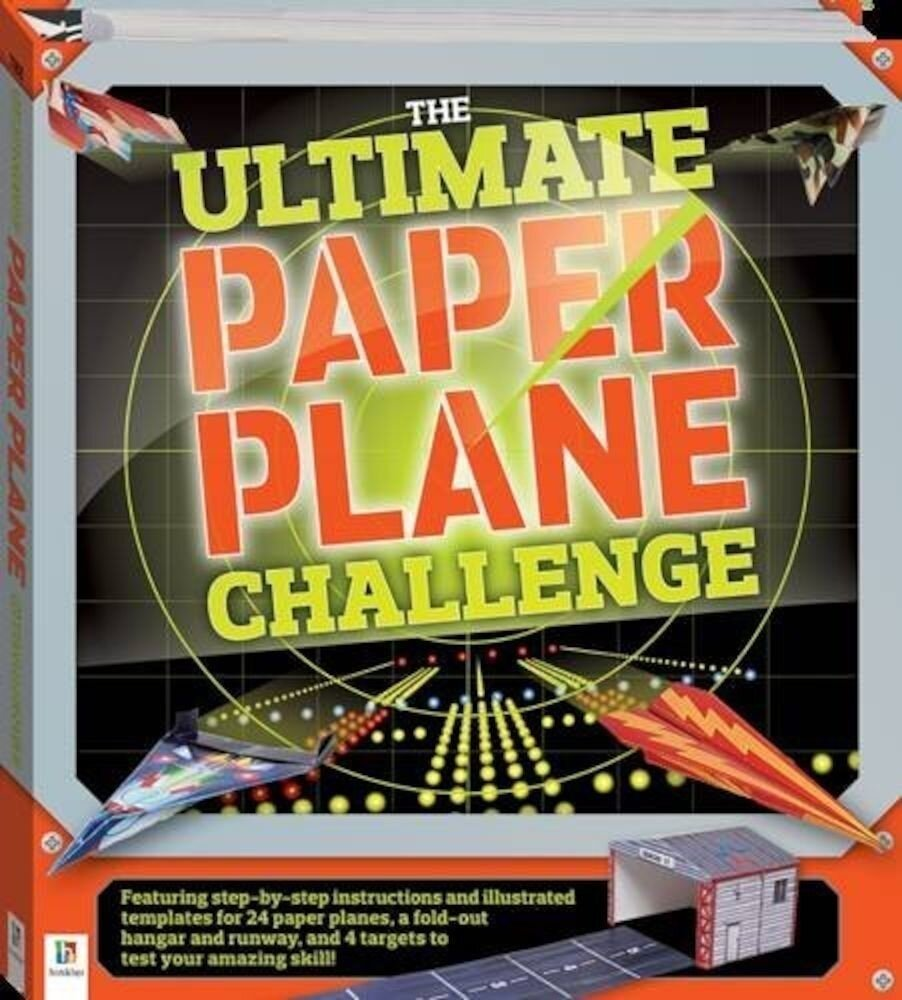 Ultimate Paper Plane Challenge (Binder)