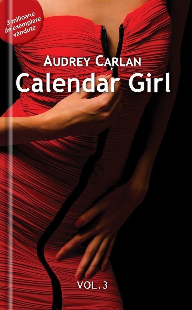 Coperta Carte Calendar girl, vol 3