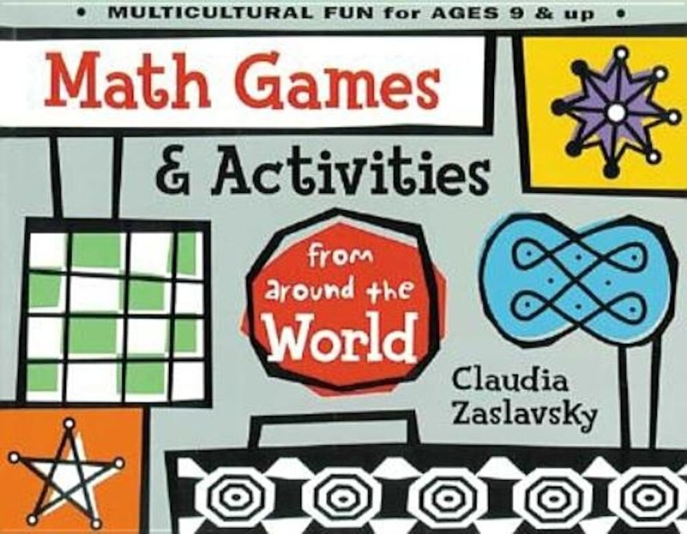 Math Games & Activities from Around the World, Paperback
