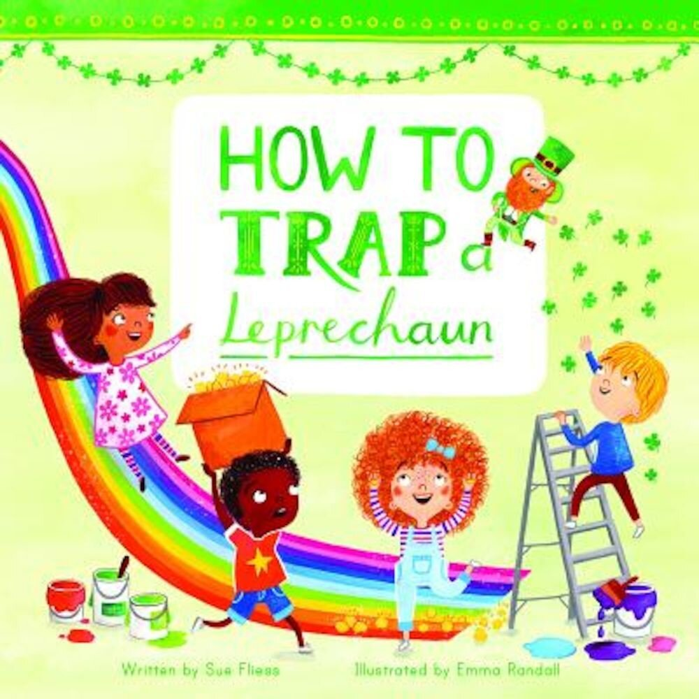 How to Trap a Leprechaun, Hardcover