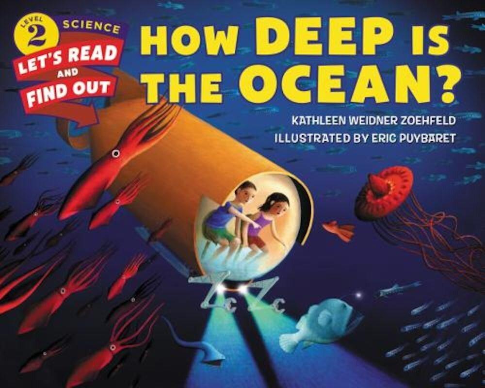 How Deep Is the Ocean?, Hardcover