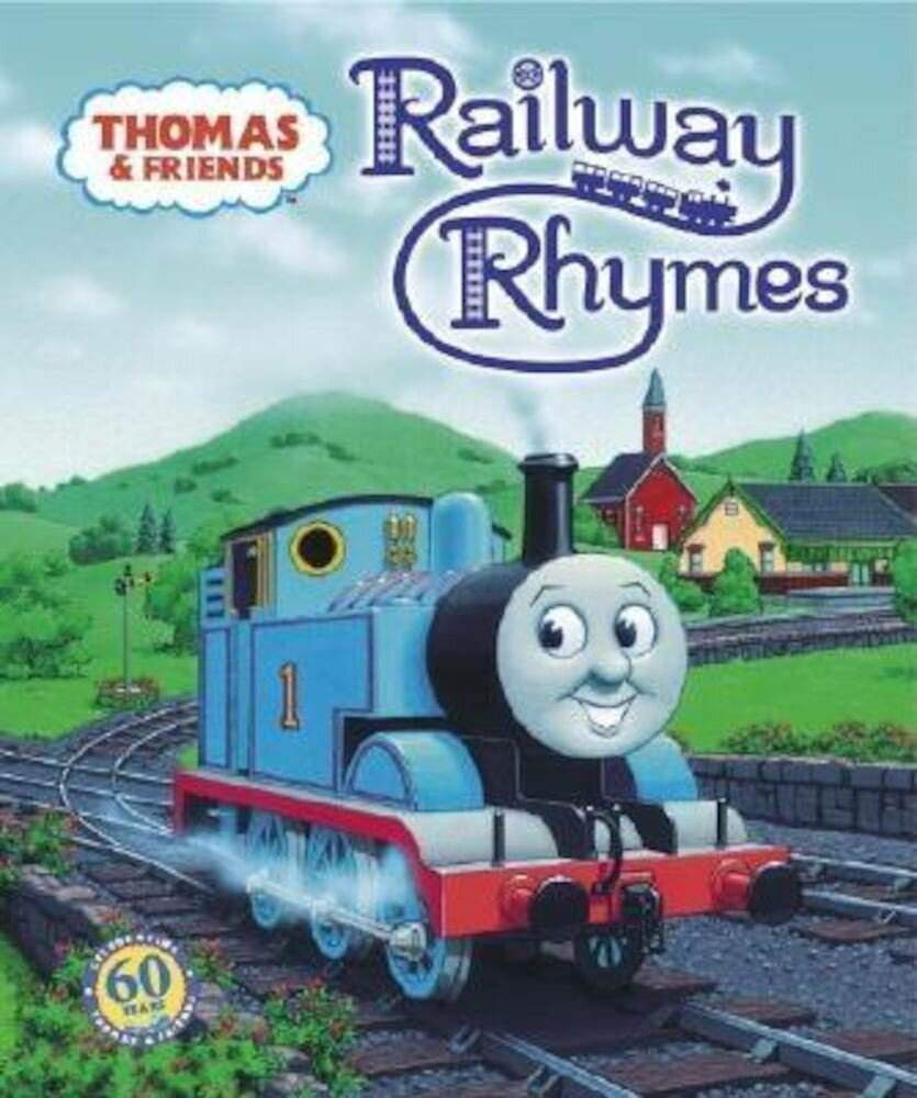 Thomas & Friends: Railway Rhymes (Thomas & Friends), Hardcover