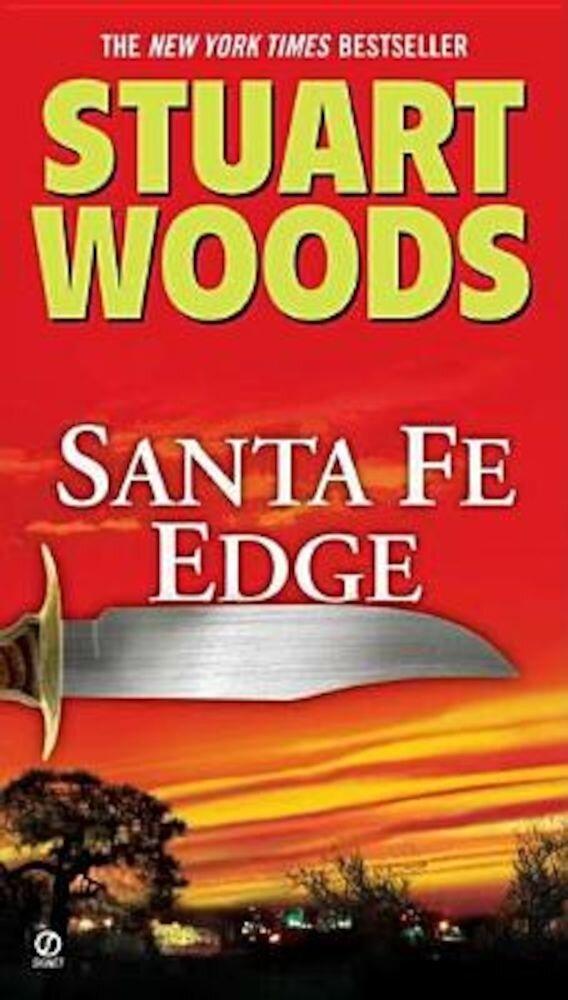 Santa Fe Edge, Paperback