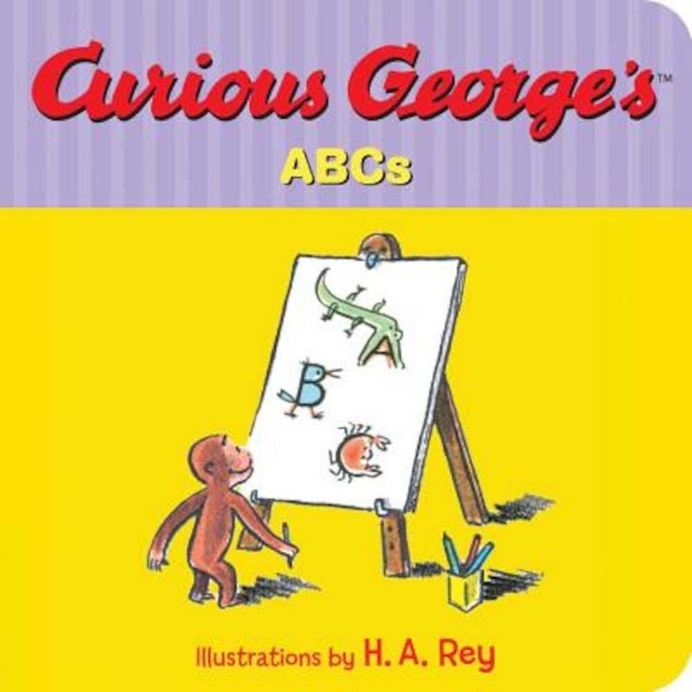 Curious George's ABCs, Hardcover